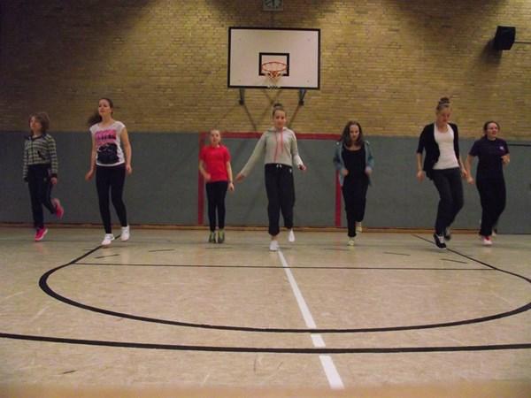 Wacker Mecklenbeck Tanzen für Kinder