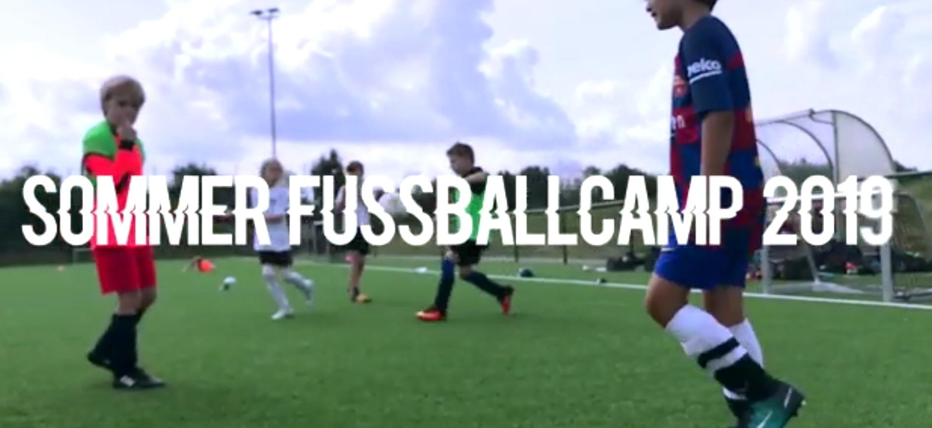 Sommerfussballcamp 2019