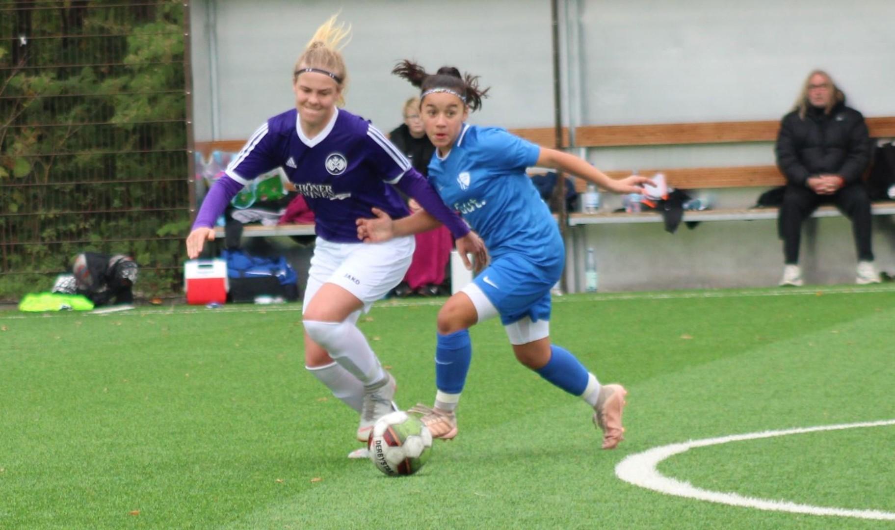 Punkt gewonnen! 0:0 gegen VFL Bochum U16!
