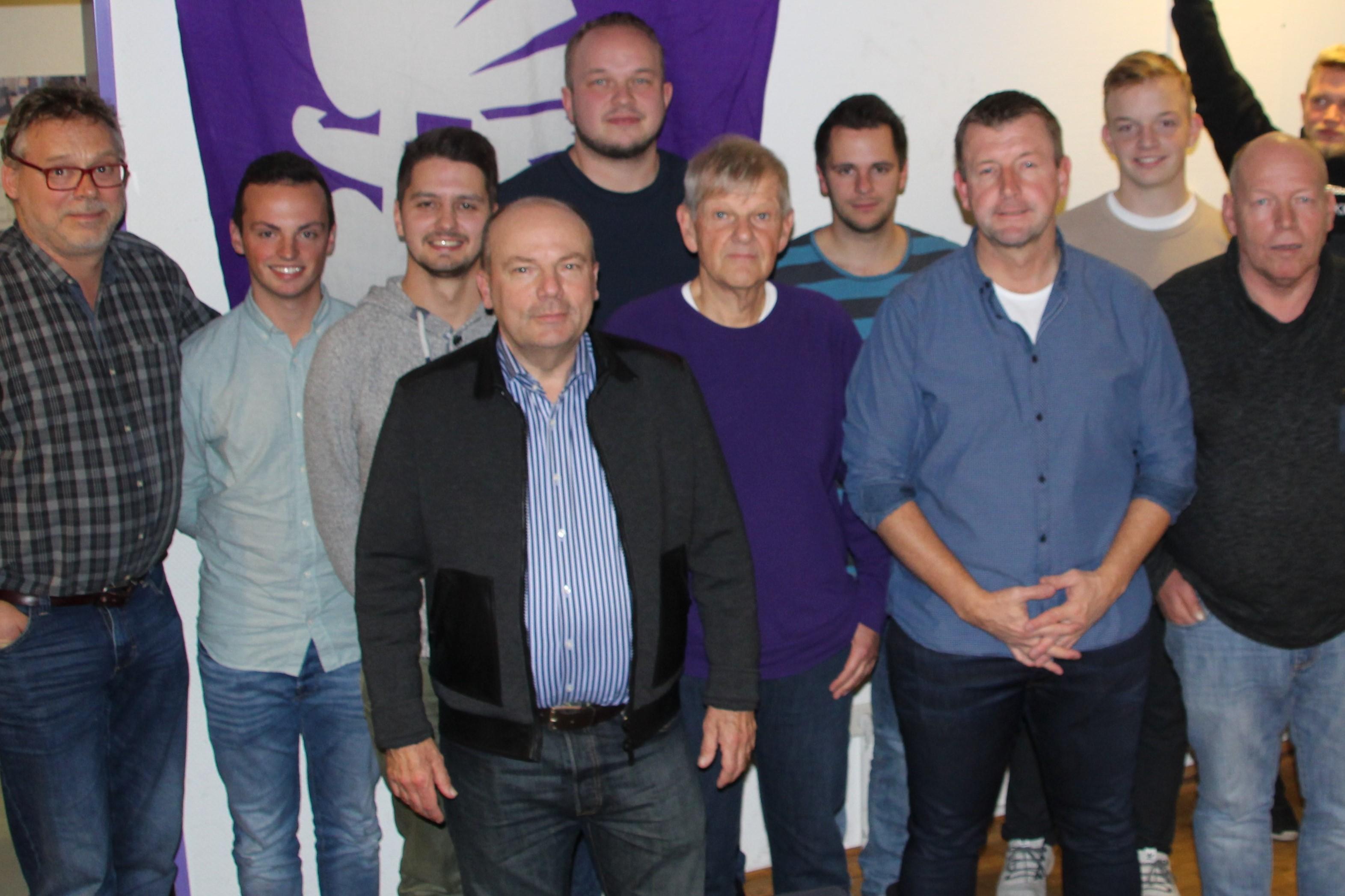 Jahres Hauptversammlung der Fußballabteilung