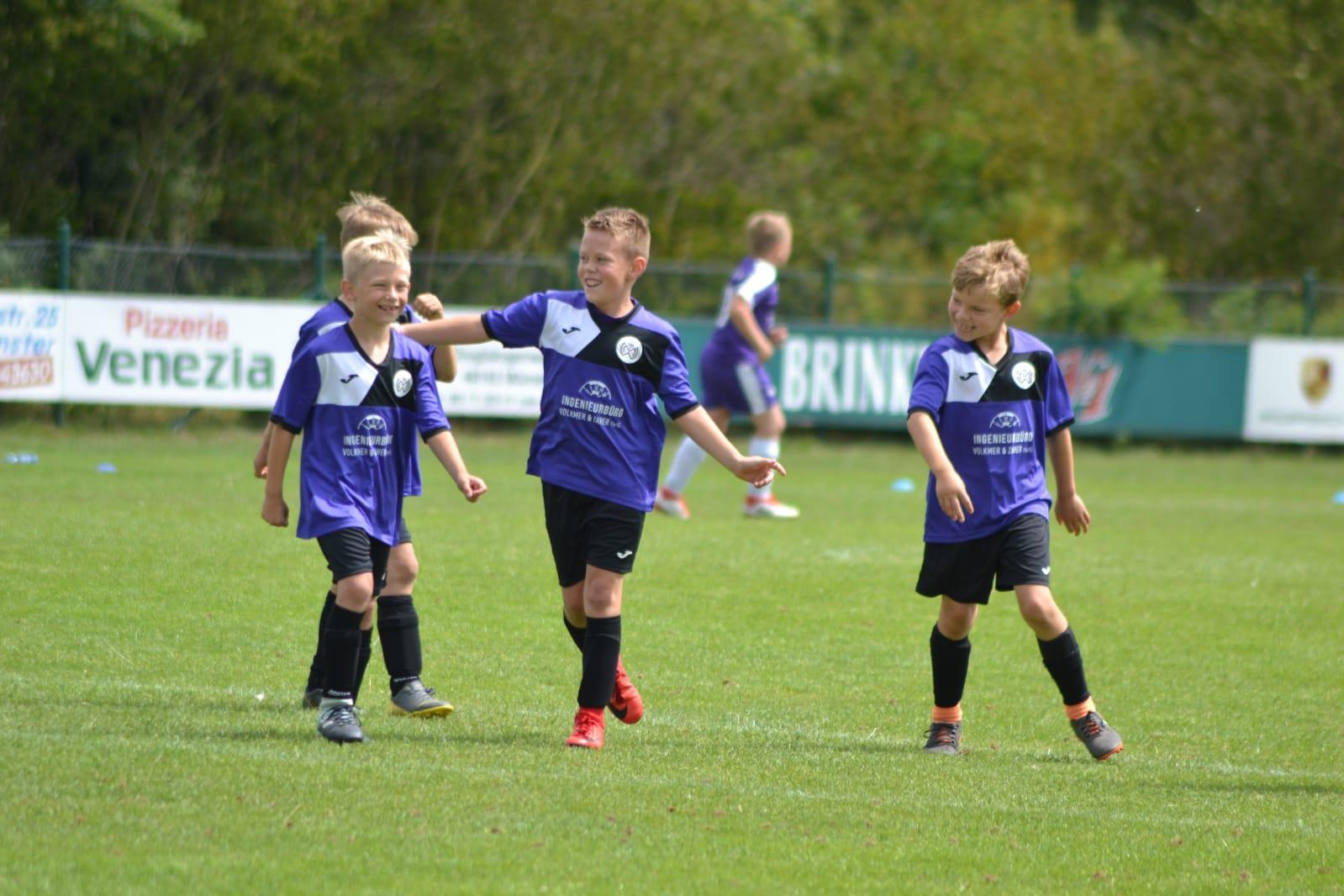 Wackers U10 I spielt Fußball!