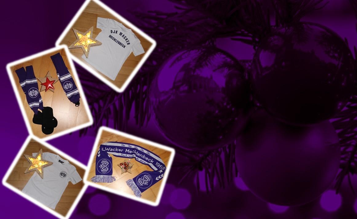 Weihnachten… – Schenkt Euch Wacker!